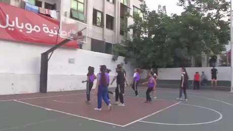 غزة ... عشق الرياضة يستقطب الفتيات