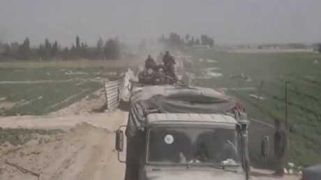 دور روسي حاسم باستعادة غوطة دمشق الشرقية