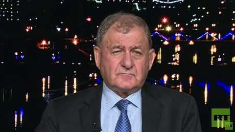 المرشح الرئاسي في العراق عبد اللطيف رشيد