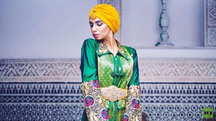 القفطان المغربي