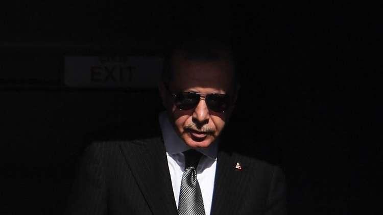 أردوغان يكشف عن