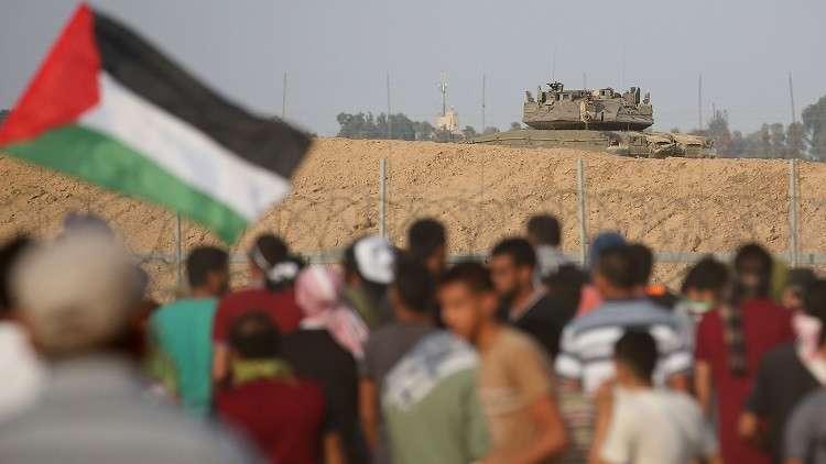 الجيش الإسرائيلي يعلن حدود غزة منطقة عسكرية مغلقة ونتنياهو يهدد