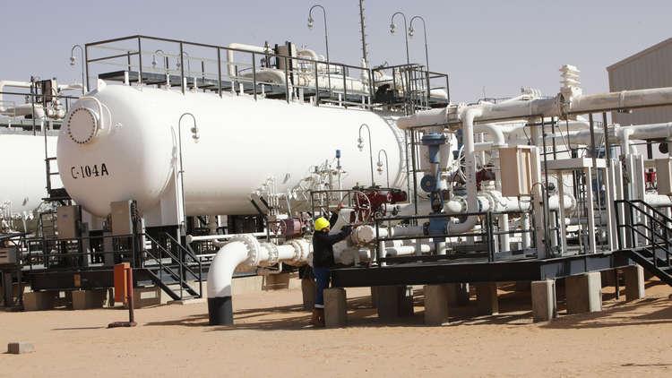 الليبية للنفط و