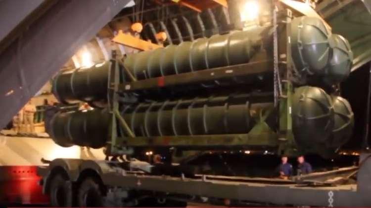 لقطات جديدة مثيرة لنقل صواريخ