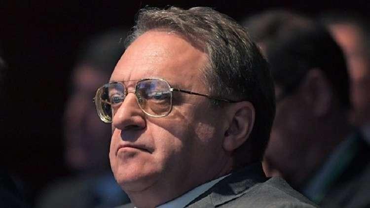 بوغدانوف: لن نضحي بعلاقتنا المميزة مع اليونان رغم الإشكالات الأخيرة
