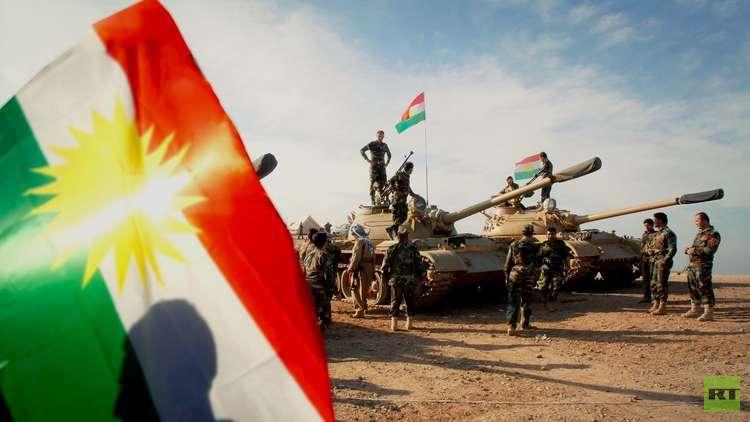 مظلي دبلوماسي: الولايات المتحدة تعزز وجودها في المناطق الكردية