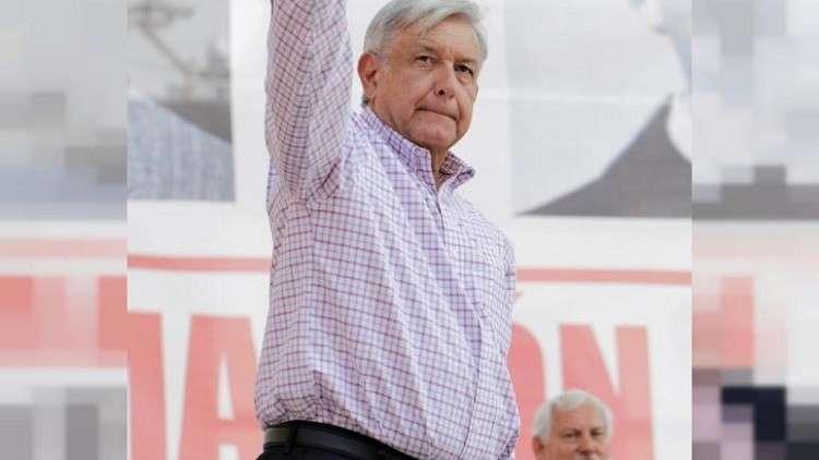 الرئيس المكسيكي المنتخب