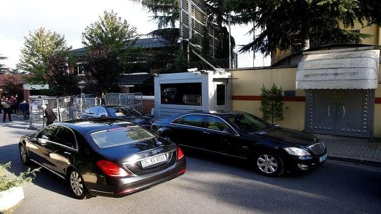 الغارديان: تركيا تبحث عن شاحنة سوداء خرجت من القنصلية السعودية بإسطنبول