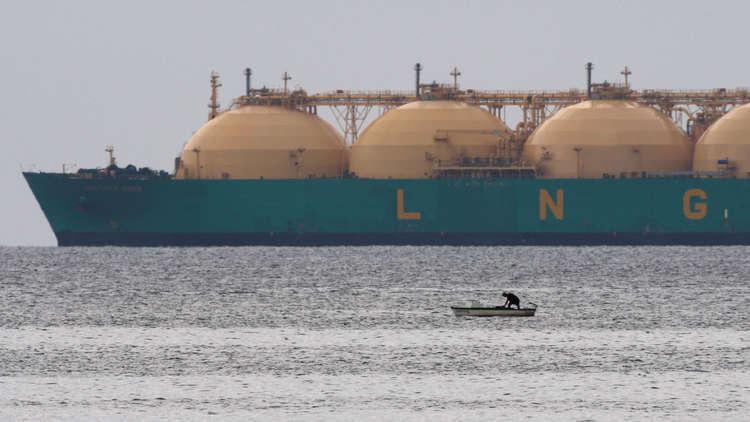 مصر تستغني عن سفن الغاز العملاقة
