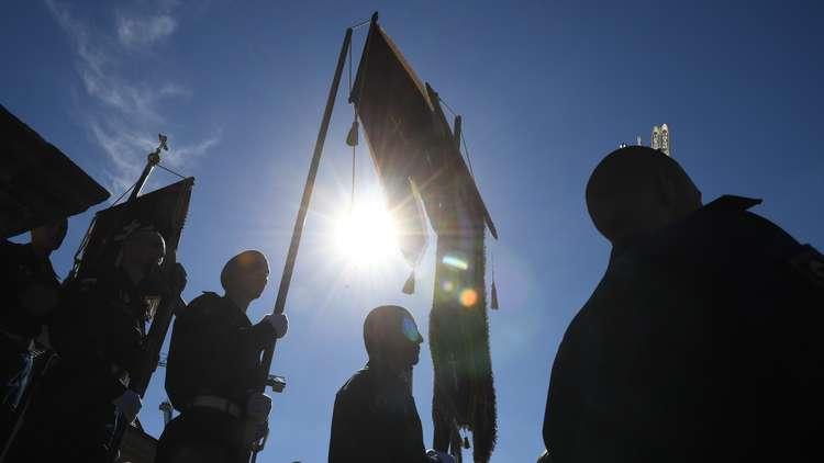 القوات الروسية تشارك في مناورات