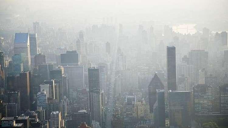 لماذا لا يجب على الرجال العيش في المدن الملوثة؟