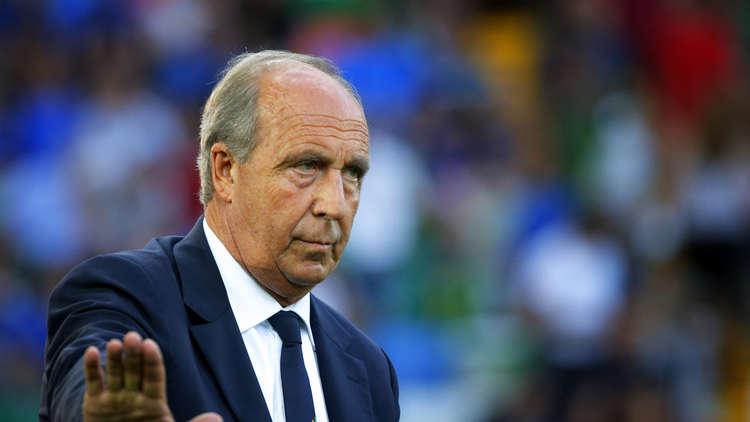 كييفو يتعاقد مع مدرب إيطاليا السابق