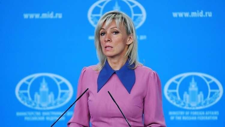 موسكو تطالب كييف بالإفراج الفوري عن الصحفي فيشينسكي