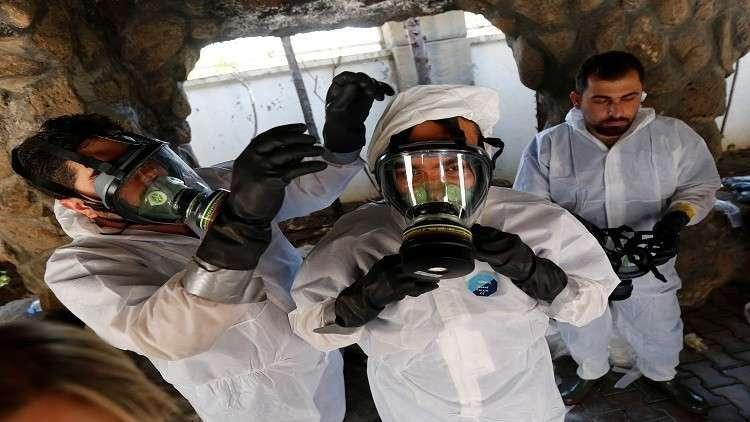 لندن تتهم موسكو ودمشق بعرقلة عمل الفريق الدولي لتقصي حقائق الكيميائي في سوريا