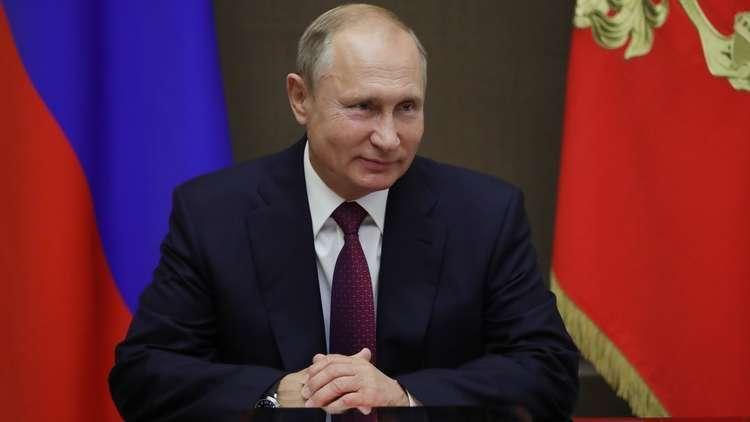 بوتين يصادق على منع المتورطين في الإرهاب من دخول روسيا