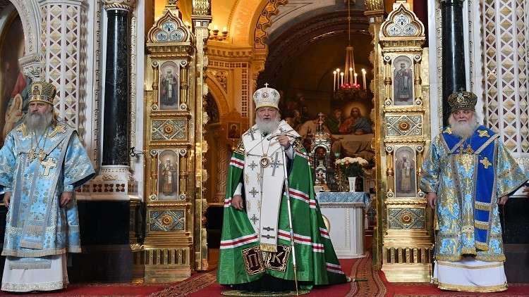 الكنيسة الأرثوذكسية الروسية: بطريركية القسطنطينية تخطت الخط الأحمر