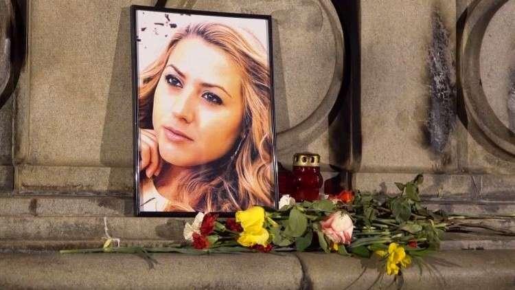 والدة المتهم: ابني اعترف بقتل الصحفية البلغارية مارينوفا