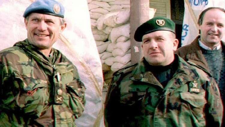 اتهام أحد قادة البوسنة بجرائم ضد الصرب والمسلمين
