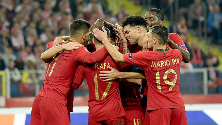 دوري الأمم الأوروبية.. البرتغال تواصل بدايتها القوية من دون رونالدو