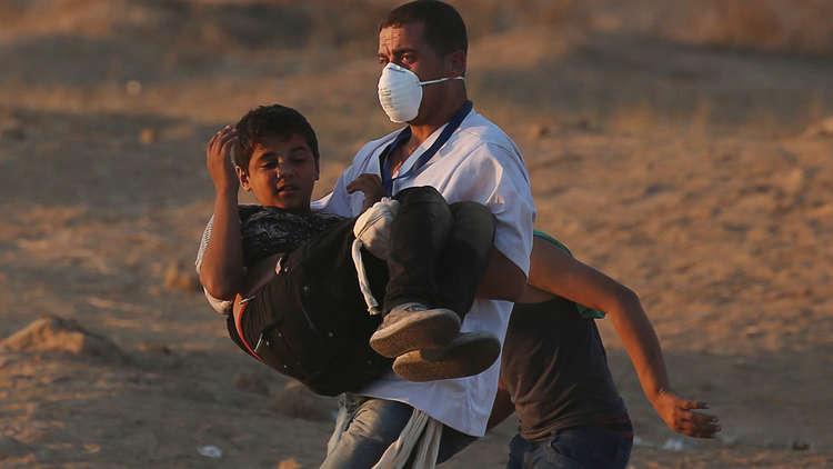مقتل 7 فلسطينيين برصاص الجيش الإسرائيلي في غزة