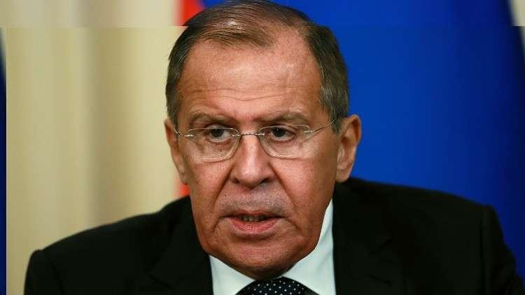 لافروف: واشنطن تحاول إقامة دويلة غير شرعية شرقي الفرات في سوريا