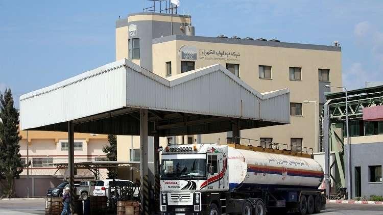 ليبرمان يوقف إدخال الوقود إلى قطاع غزة
