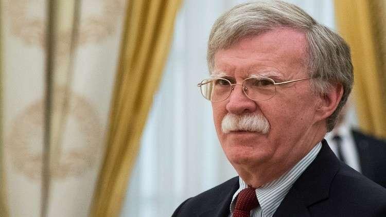 بولتون يأمل في تفعيل الحوار بين موسكو وواشنطن