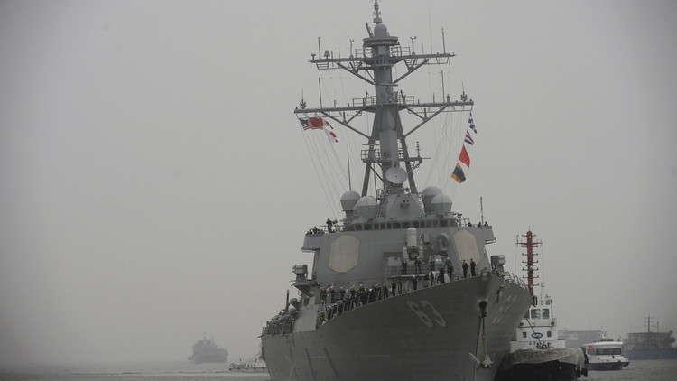 بولتون: لن نقبل بتهديد الصين حياة عسكريينا