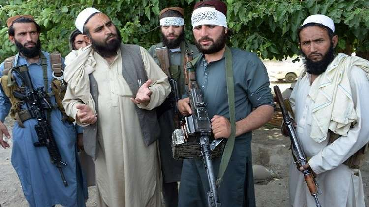 طالبان: التقينا المبعوث الأمريكي أمس وسنواصل حواره
