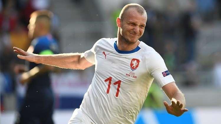 التشيك تحقق الانتصار الأول في دوري الأمم الأوروبية