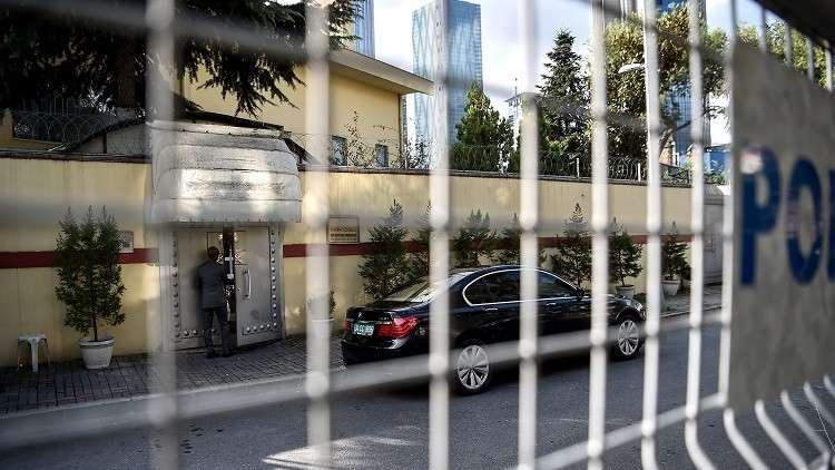 الخارجية التركية: على السعودية السماح لمفتشينا بدخول قنصليتها