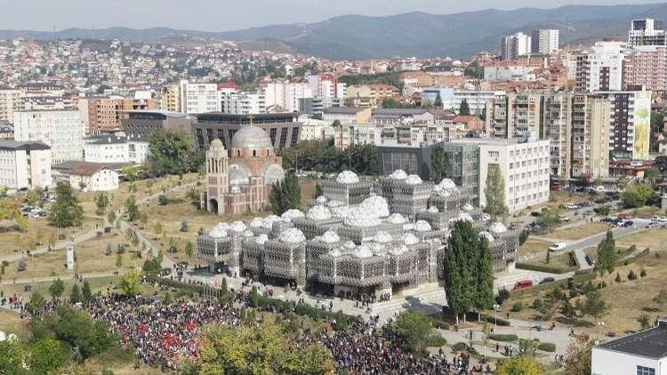 اتهام 4 متشددين بالتخطيط للاعتداء على كنيسة صربية في كوسوفو