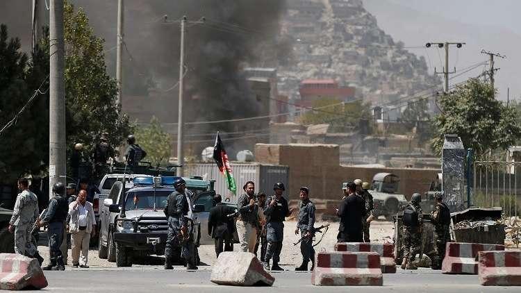 مقتل 22 شخصا بتفجير استهدف تجمعا انتخابيا في أفغانستان