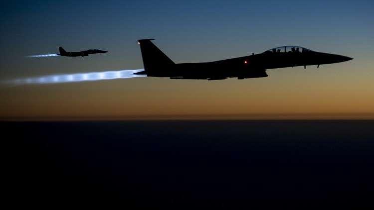 البنتاغون يتستر على الذخائر التي يستخدمها لضرب سوريا وينفي أن تكون محظورة