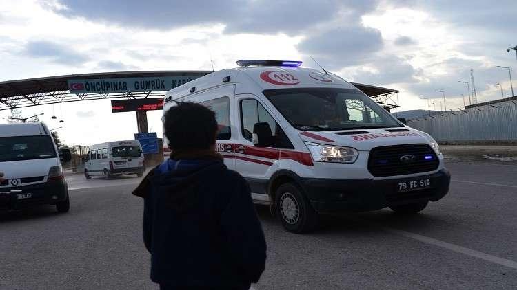 بالصور.. حادث أليم يودي بحياة 19 مهاجرا غير شرعيين في تركيا