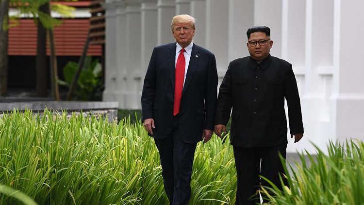 ترامب: أثق بزعيم كوريا الشمالية
