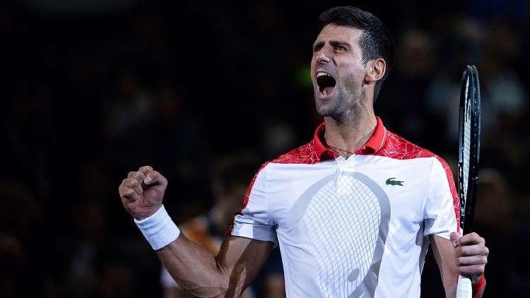 دجوكوفيتش يضيّق الخناق على نادال في صدارة التصنيف العالمي للاعبي التنس