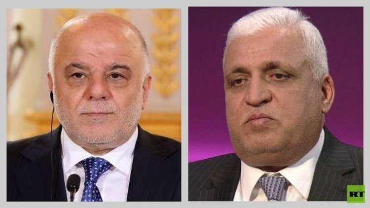 المحكمة العراقية تعيد لفالح الفياض جميع مناصبه التي جرده منها حيدر العبادي