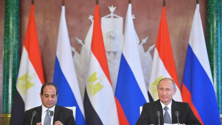 السيسي يلقي كلمة أول رئيس أجنبي تحت قبة مجلس الاتحاد الروسي