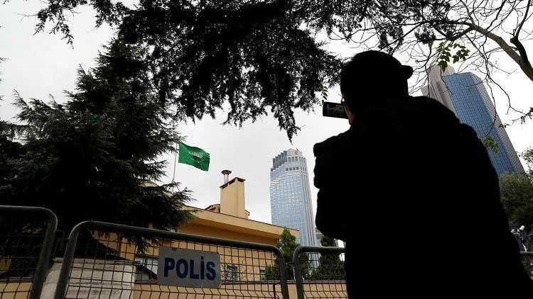 رويترز: الشرطة التركية لديها تسجيل صوتي يثبت مقتل خاشقجي داخل قنصلية السعودية