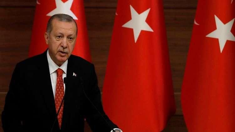 أردوغان: تركيا الدولة الوحيدة القادرة على ريادة العالم الإسلامي