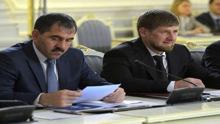 بدء سريان اتفاق الحدود الإدارية بين جمهوريتي الشيشان وإنغوشيا الروسيتين