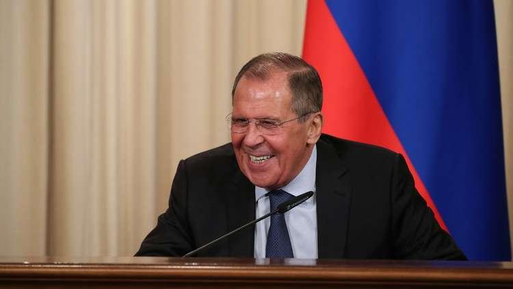 لافروف: القيادة الروسية وجهت دعوة إلى الرئيس السوري لزيارة روسيا