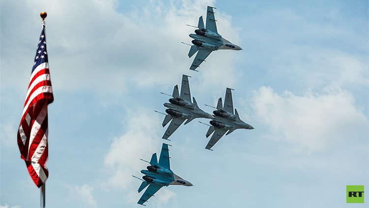 واشنطن تؤكد مقتل الطيار الأمريكي في تحطم سو 27 في أوكرانيا