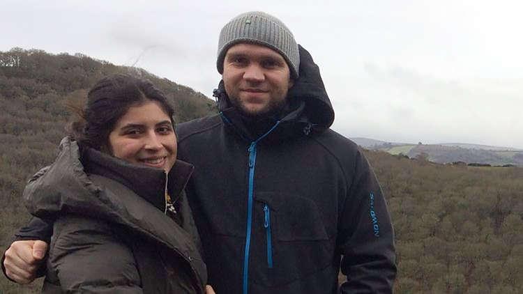 زوجة معتقل بريطاني في الإمارات تناشد لندن بالسعي لإطلاق سراحه