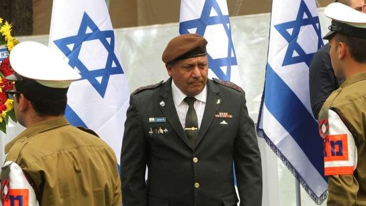 موقع إسرائيلي: رئيس أركان إسرائيل اجتمع بنظراء عرب له في واشنطن