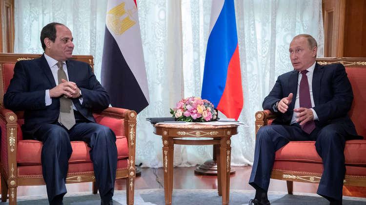 بوتين: المهمة الأساسية الآن تتمثل في تشكيل اللجنة الدستورية في سوريا وإعادة البناء