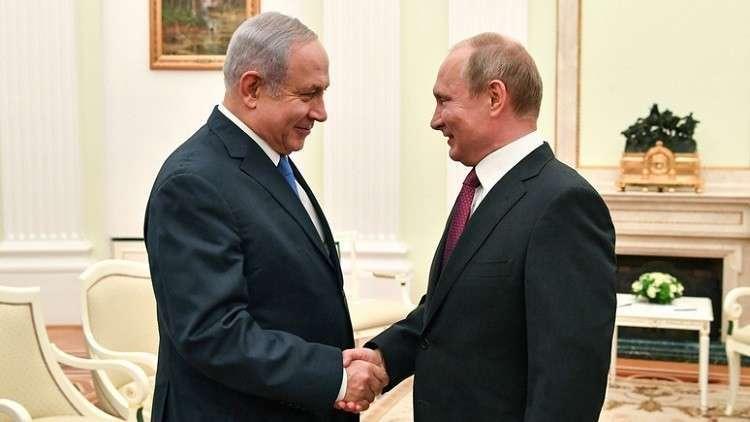 لن يعاني نتنياهو مشاكل مع بوتين