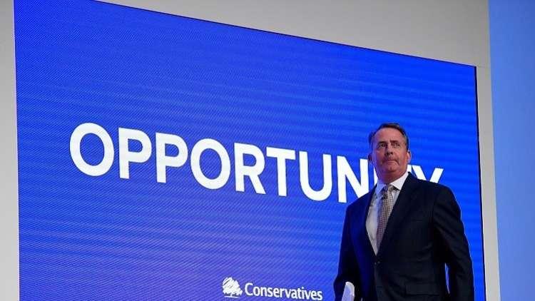 وزير التجارة البريطاني يقاطع منتدى الاقتصاد السعودي