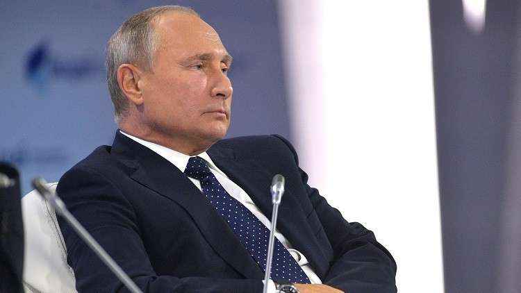 بوتين: تخلي سوريا عن خدمات إيران يشترط توفير ضمانات أمنية لدمشق